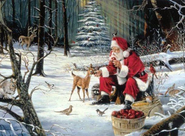 Сказки на Рождество и Новый год