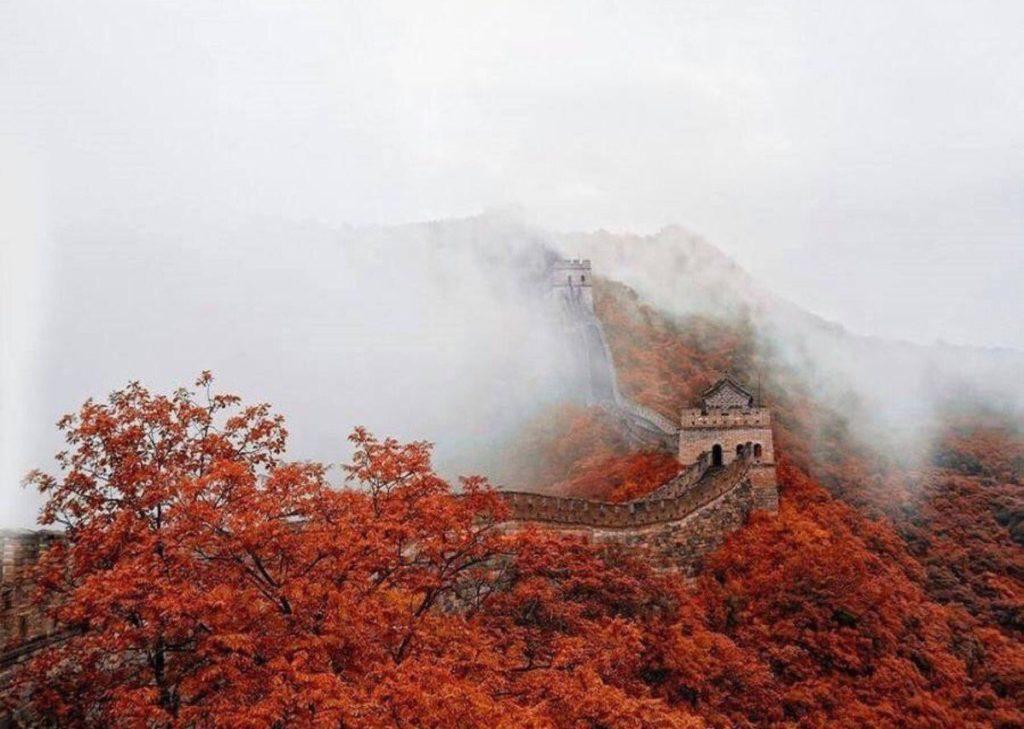 Великая Китайская стена интересные факты