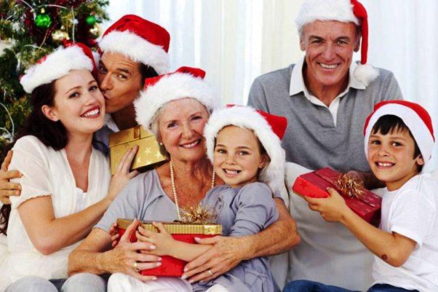 что подарить родителям на Новый год 2018
