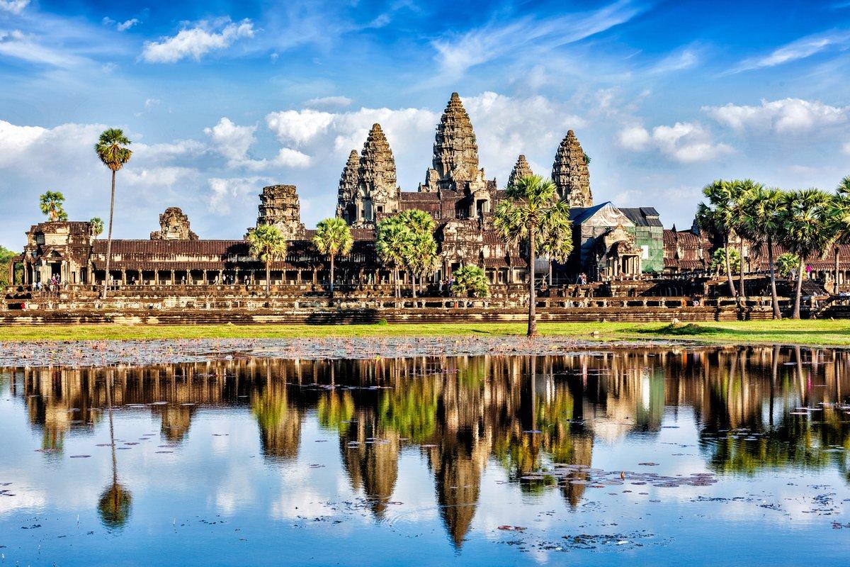 библиотеки в Камбодже