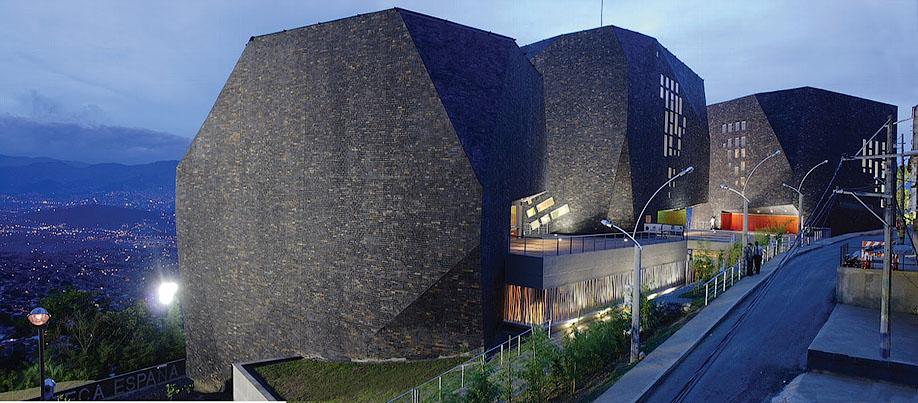 библиотека в Колумбии