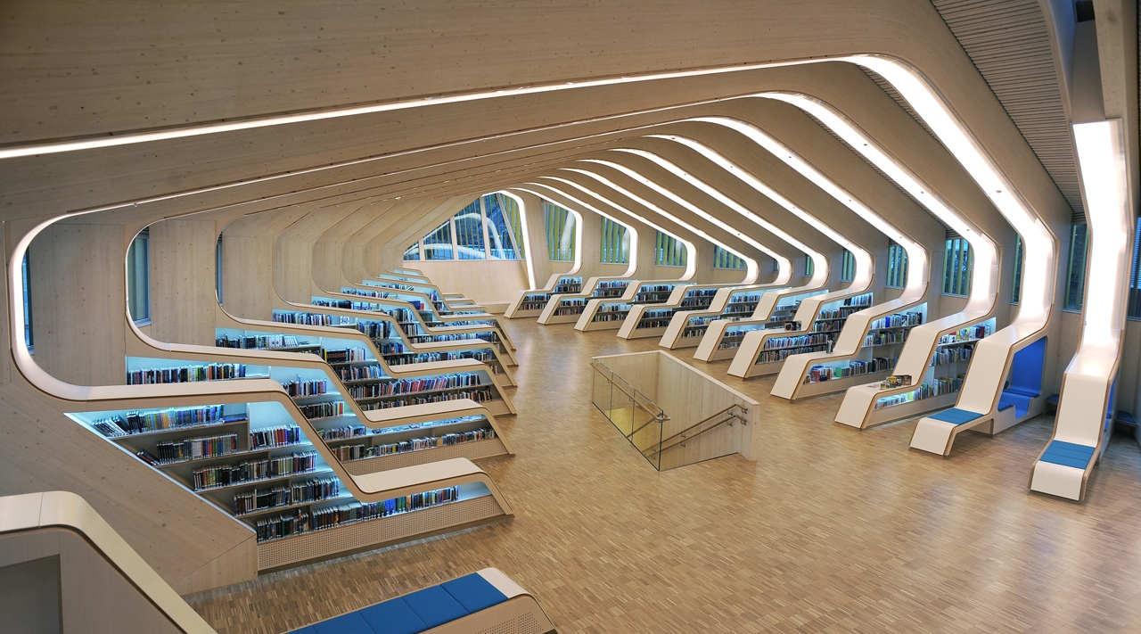 библиотека Веннеслы