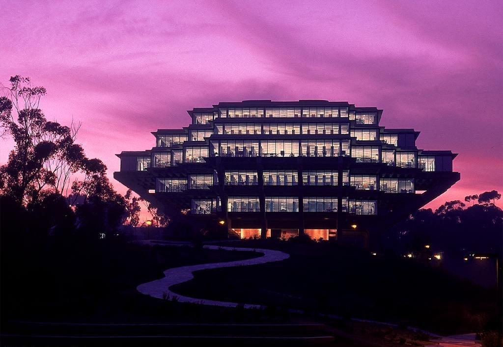 библиотека Гейзеля в США